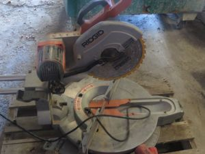 Ridgid Cut-Off Saw