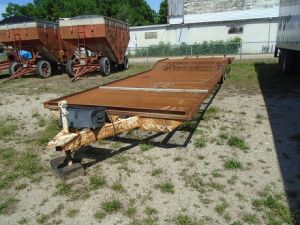 36 ft. Tandem Axle Trailer
