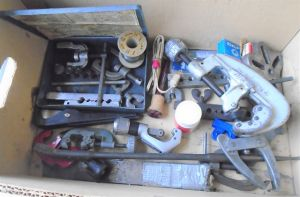 Pipe Cutters Etc.