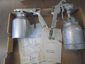 Paint Spray Guns (2)