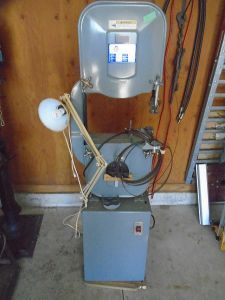 King Band Saw - KC-514C