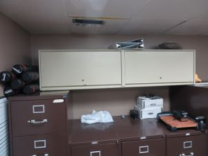 2 - Lateral File Cabinets