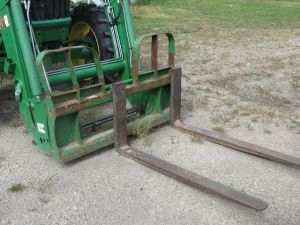 Forks for 50 Series JD