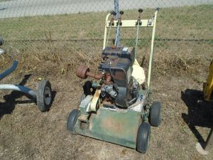 10 HP Ryan Aerator
