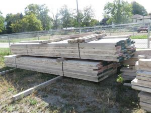Lift of Lumber