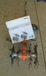 Stihl Tiller Attachment