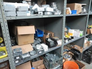 Misc Electrical Parts & Junction Boxes