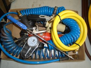 Air Hose, Guns, Gauges, Filters